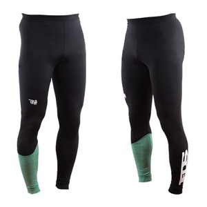 2014 EDS by Ehoto All Activities Compression Leggings - GREEN